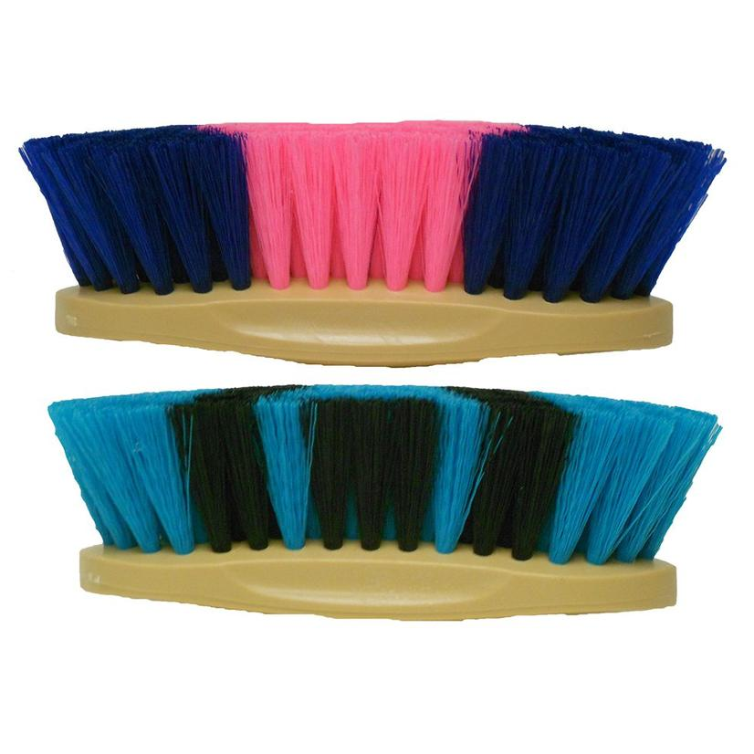 Grip Fit Wild Thing Bristle Brush - Multi Colors