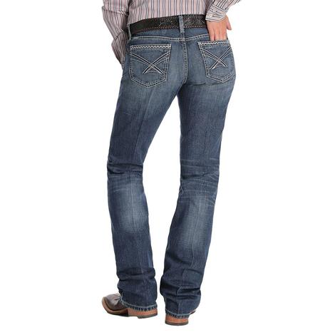 Cinch Ada Relaxed Bootcut Women's Jeans