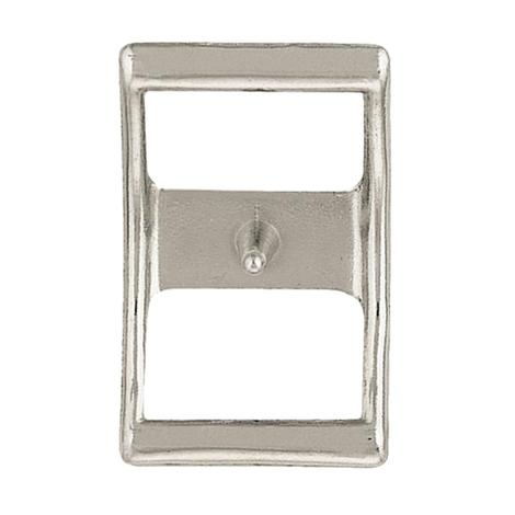 Nickel Plated Conway Buckle - 3/4
