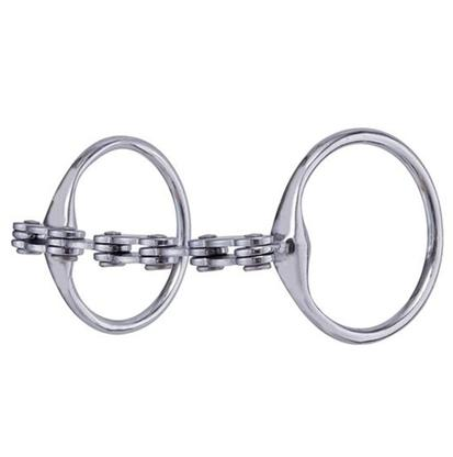 Chrome Plated Ring Mule Bit