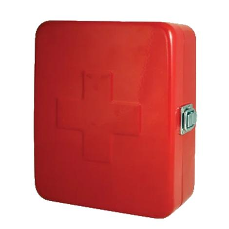 Red First Aid Box