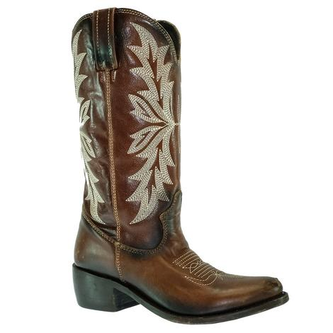 Liberty Black Brown Mossil Meil Women's Boots