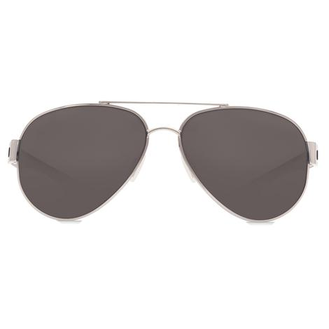Costa Sunglasses South Point Palladium Gray 2.00 C-Mate