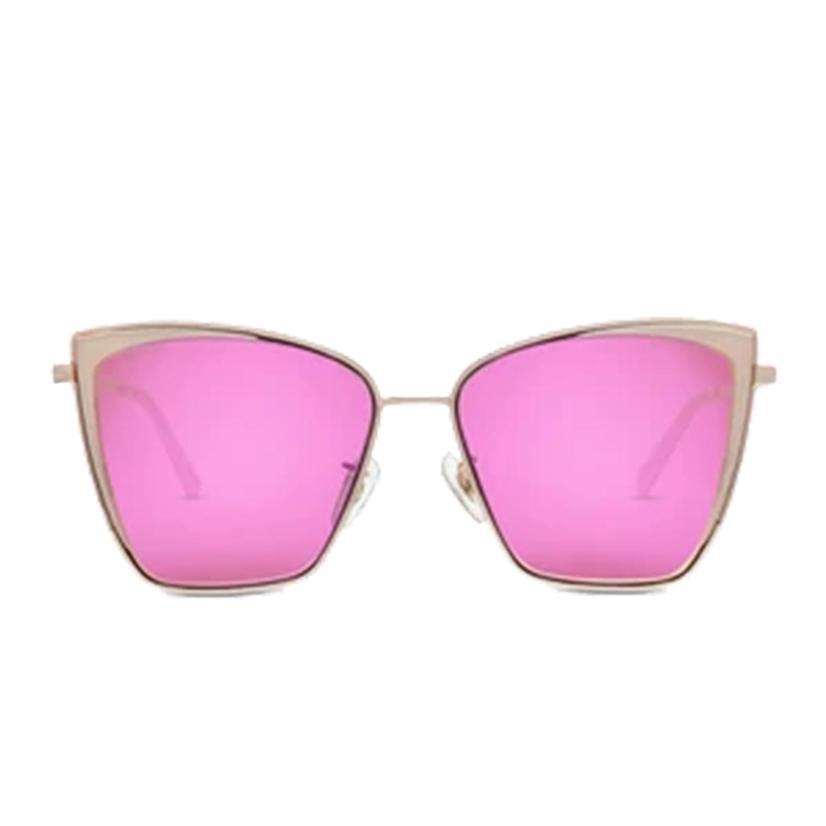 Diff Eyewear Becky Rose Gold Sunglasses