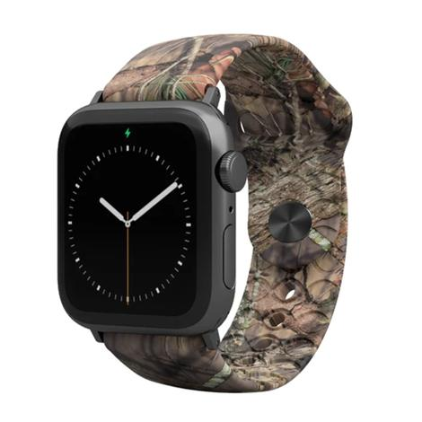 Groove Life Camo Mossy Oak Apple Watch Band