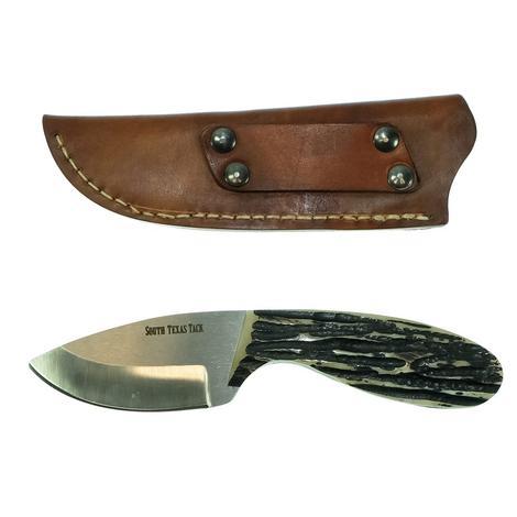 STT Signature Black Bear Skinner Knife
