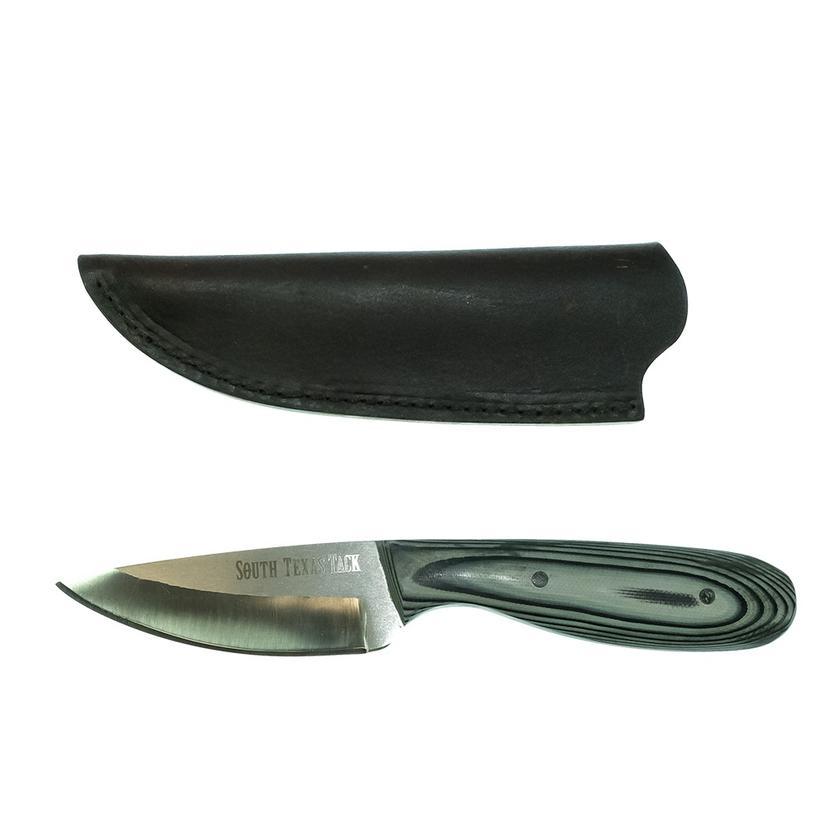 Stt Signature Cajun G10 Scales Knife