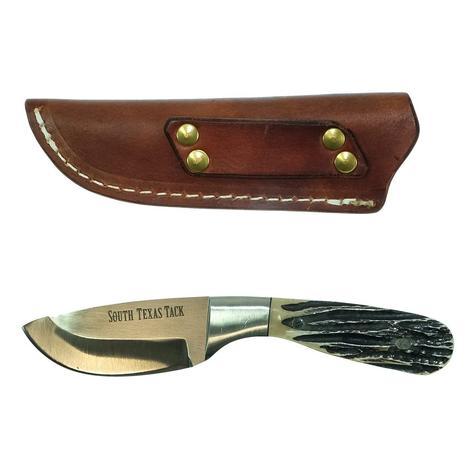 STT Signature Carson Skinner Stag Knife