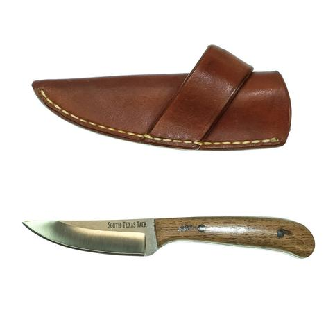 STT Signature Series Small Ranch Knife with Mesquite Sales Handle