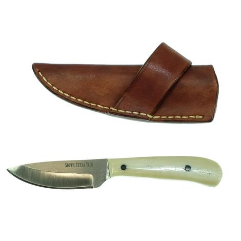 STT Signature Series Small Ranch Knife with Bone Handle