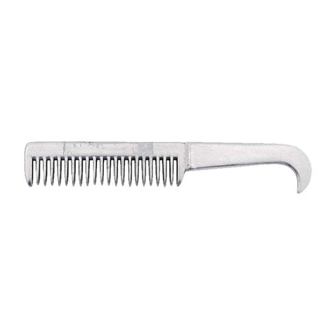Metal Hoof Pick and Comb