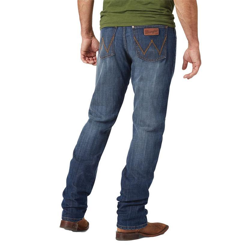 Wrangler Retro Slim Straight Leg Men's Jeans