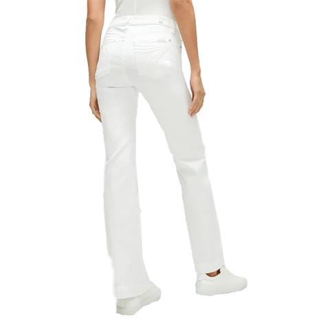 7 For All Mankind Luxe White Dojo Women's Jeans