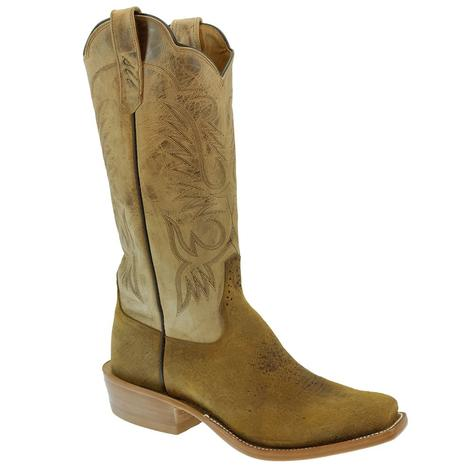 Rios Of Mercedes Ivory Mad Dog Tag Boar Boots