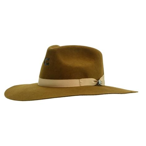 Charlie 1 Horse Acorn Highway Felt Hat