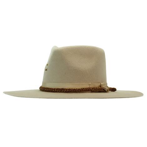 Charlie 1 Horse Ambush Silverbelly Felt Hat