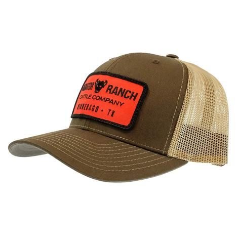 Dale Brisby Cattle Company Cap