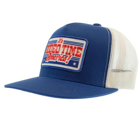 Dale Brisby Rodeo Time America Mesh Back Cap