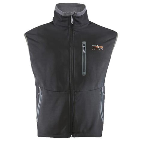 Sitka Jetstream Men's Vest - Black