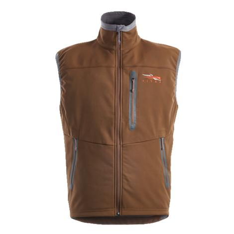 Sitka Jetstream Men's Vest - Mud