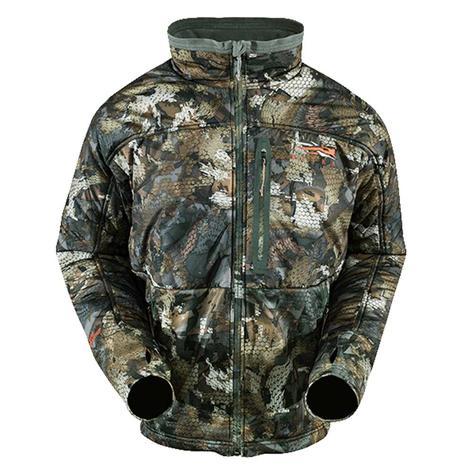 Sitka Duck Oven Jacket Optifade Timber Men's Jacket
