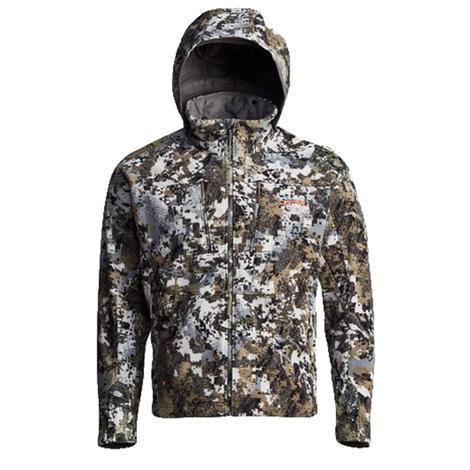 Sitka Stratus Jacket with Hood Optifade Elevated