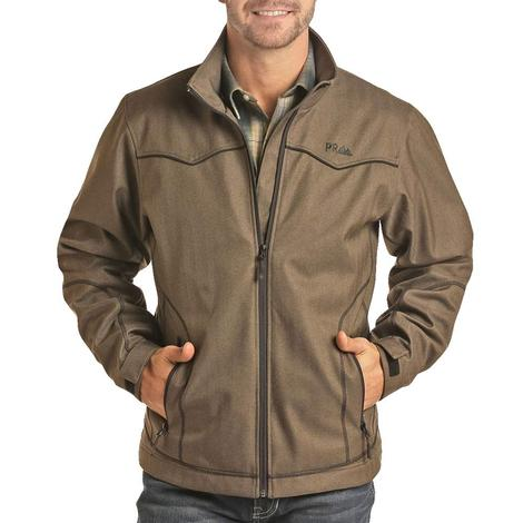 Powder River Camel Conceal Carry Bonded Men's Jacket
