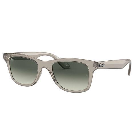 Ray-Ban Unisex Light Grey Sunglasses