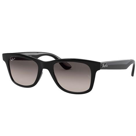 Ray Ban Unisex Grey Gradient Sunglasses