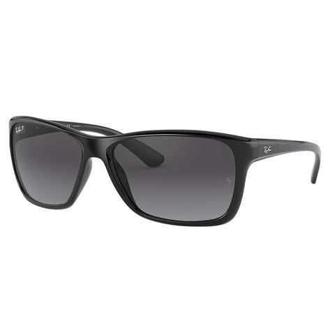 Ray-Ban Black and Grey Sunglasses