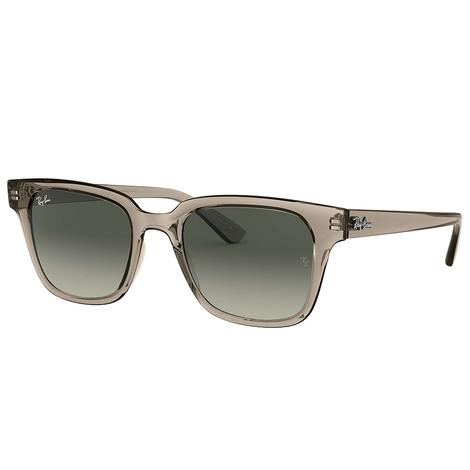 Ray-Ban Grey Transparent Grey Gradient Sunglasses