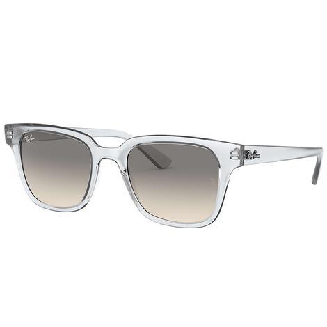 Ray Ban Light Grey Transparent Sunglasses