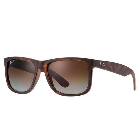 Ray-Ban Justin Rubber Havana Sunglasses