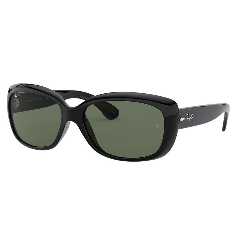 Ray- Ban Jackie Ohh Black Sunglasses