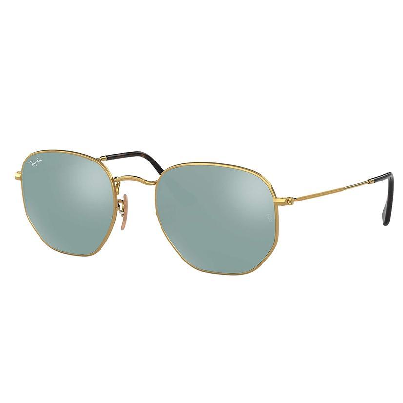 Ray- Ban Round Double Bridge Sunglasses