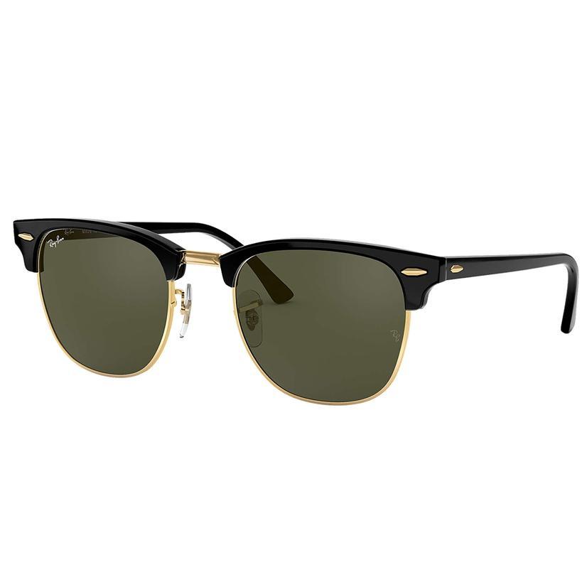 Ray- Ban Clubmaster Classic Black Sunglasses