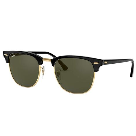 Ray-Ban ClubMaster Classic Black Sunglasses