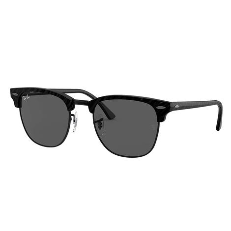 Clubmaster Marble Black Ray-Ban Sunglasses