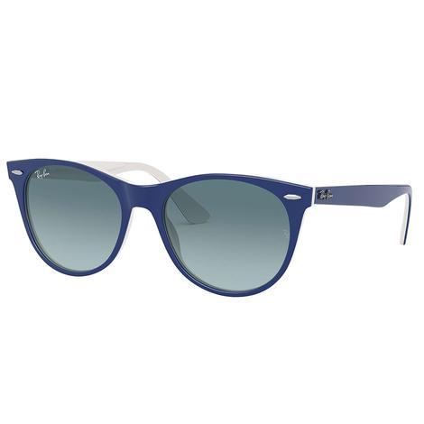 Ray Ban Wayfarer II Classic Blue Gradient Sunglasses