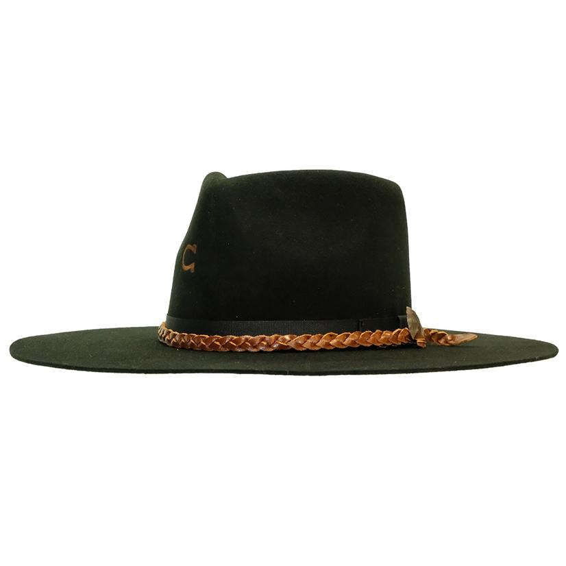 Charlie 1 Horse Ambush Black Hat