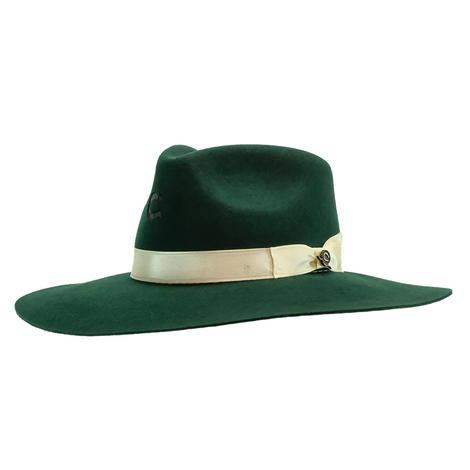 Charlie 1 Horse Highway Green Hat