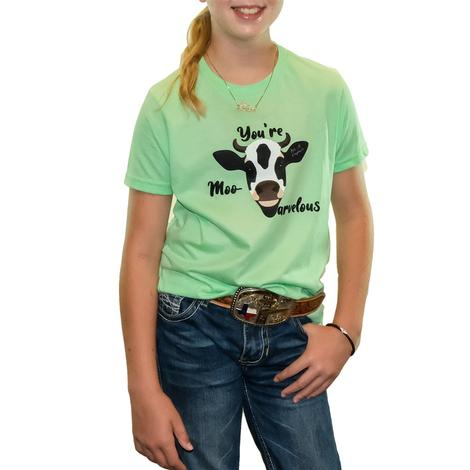 Elle M Original Moo Marvelous Tee