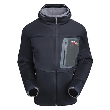 Sitka Traverse Cold Weather Hoody Black