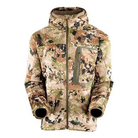 Sitka Traverse Cold Weather Hoody Subalpine