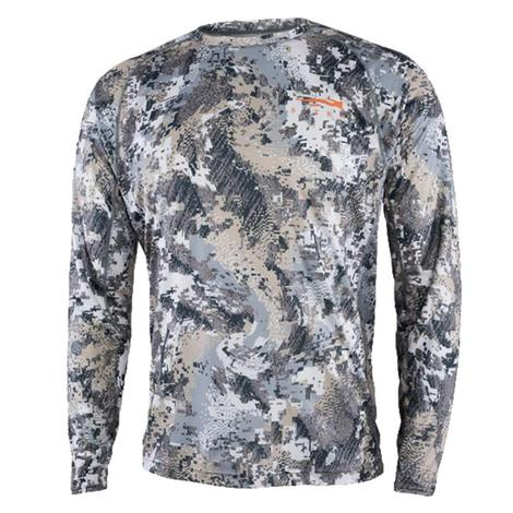 Sitka Core Lightweight Crew Optifade Elevated Men's Shirt