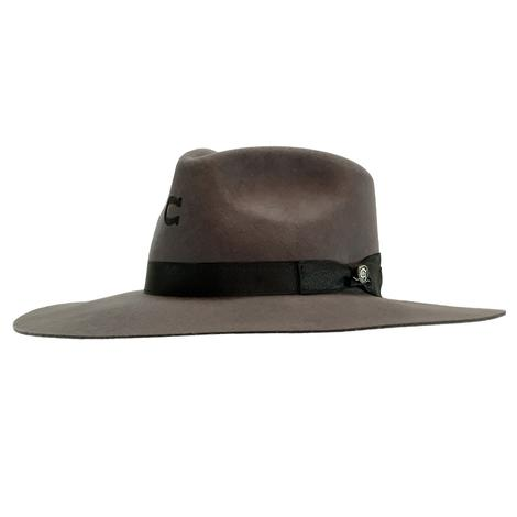 Charlie 1 Horse Highway Granite Hat
