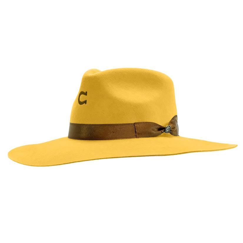 Charlie 1 Horse Highway Dijon Hat