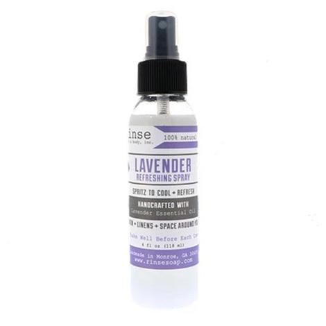 Refreshing Spray Lavender 4oz