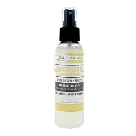 Refreshing Spray Lemongrass 4oz