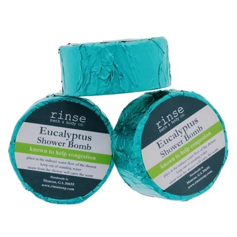 Shower Bomb Eucalyptus 1.5oz